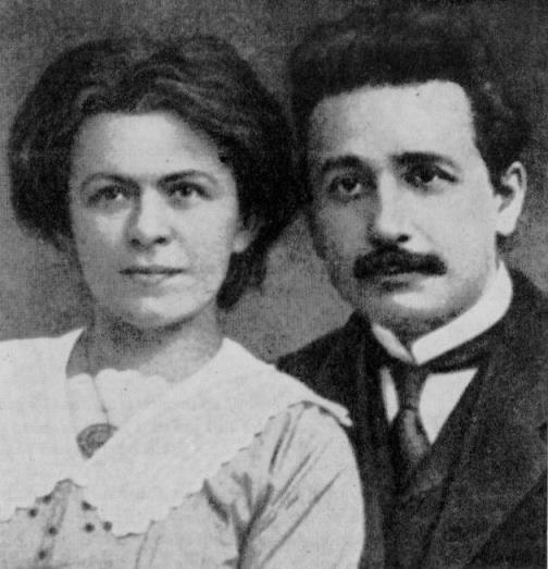Elsa-and-Albert-Einstein-2