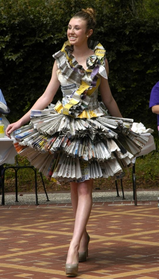 kennedy-trugter-newspaper-dress