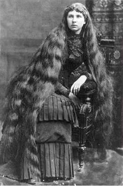 World's Longest Hair (11)