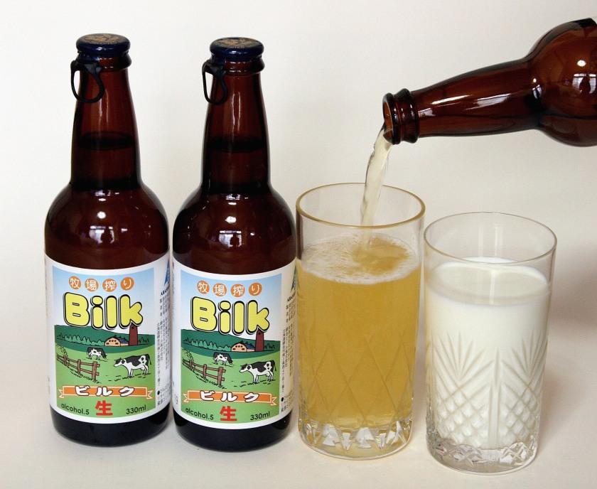 Bilk - Beer From Milk