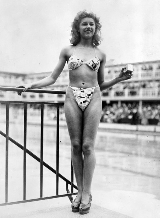First Bikini?