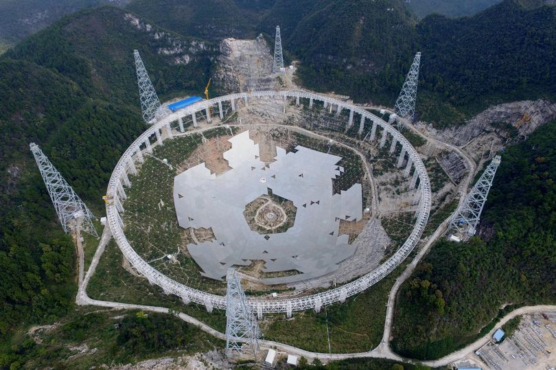 FAST-Telescope-in-China