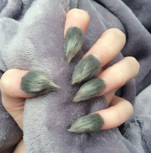 furry-nails-art-design