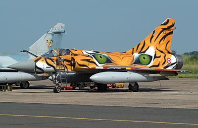 Mirage 2000 tiger meet