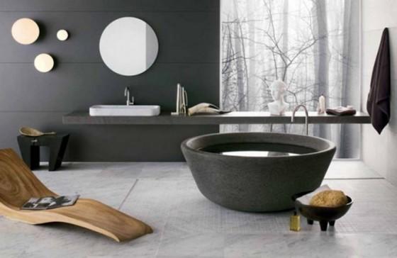 round-bathtub