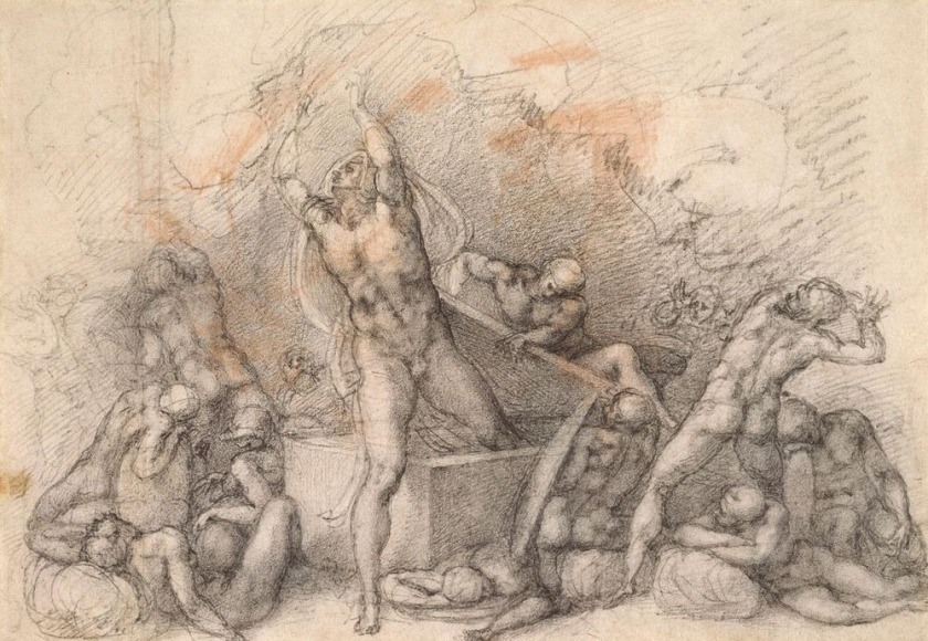 michelangelo-drawings-medici-chapel-[4]