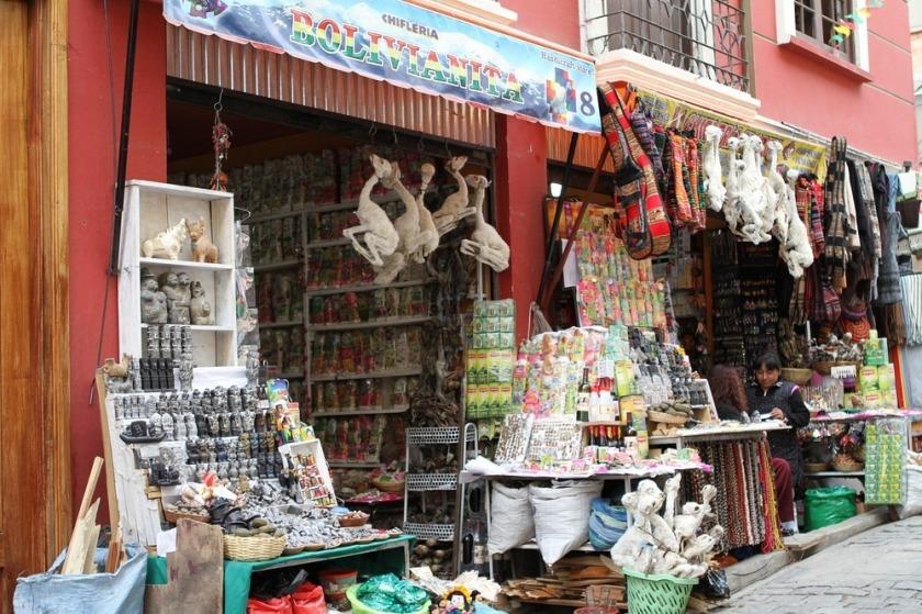 Piata Vrajitoarelor din Bolivia (6)