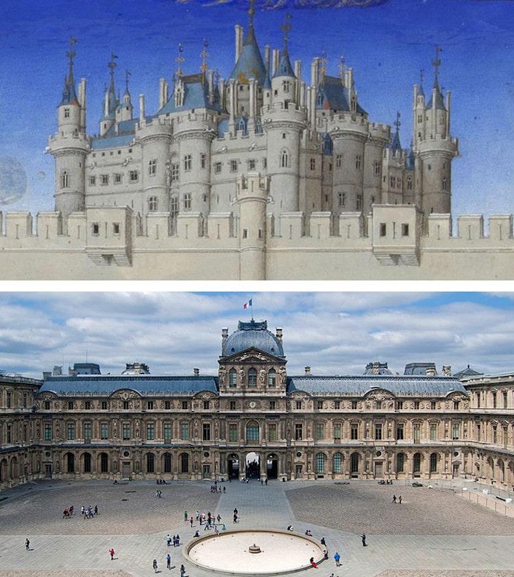 Muzeul Louvre 3shat (1)