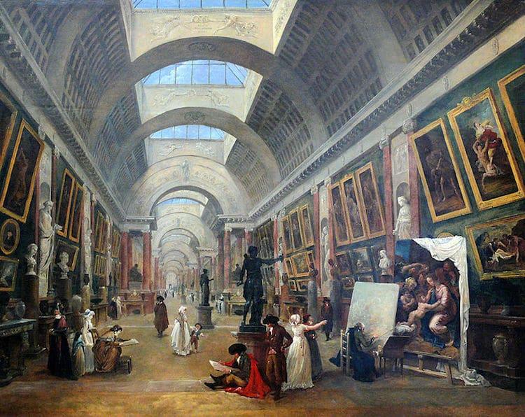 Muzeul Louvre 3shat (7)