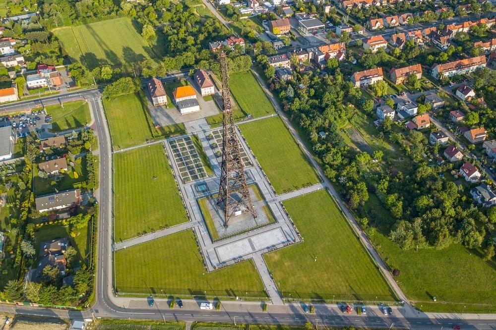 Postul de radio Gliwice, locul unde a început al doilea război mondial