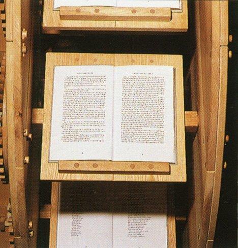 """""""Roata cu Cărti"""", Precursorul ebook-ului din secolul al-16-lea"""