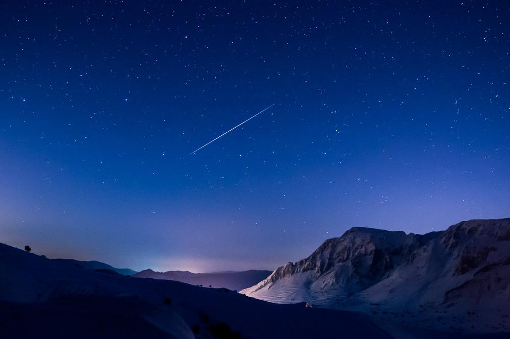 Cum afecteaza meteoritii comunicarea radio